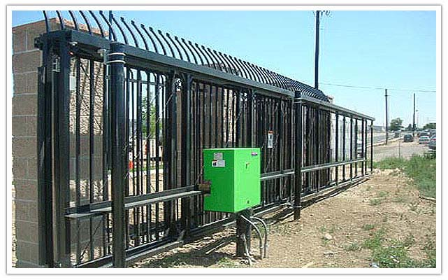 automated Gate Parker